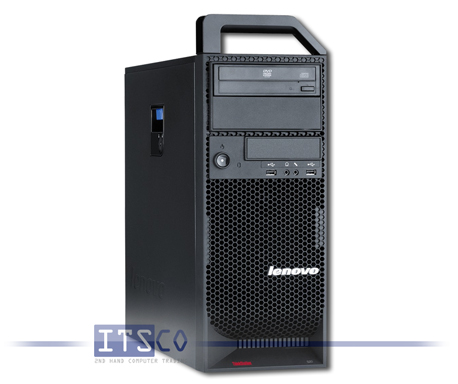 Workstation Lenovo ThinkStation S20 Intel Quad-Core Xeon W3565 4x 3.2GHz 4105