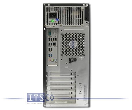 Workstation Lenovo ThinkStation S30 Intel Quad-Core Xeon E5-1620 v2 4x 3.7GHz 4351