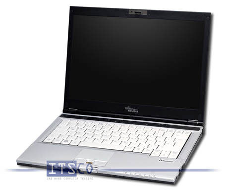 Notebook Fujitsu Lifebook S6420 Intel Core 2 Duo P8800 2x 2.66GHz Centrino 2