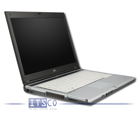 Notebook Fujitsu Lifebook S6420 Intel Core 2 Duo P8700 2x 2.53GHz Centrino 2