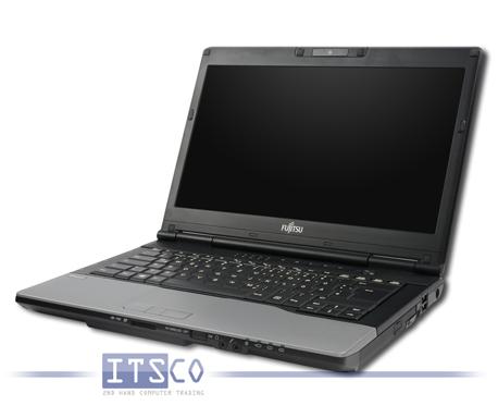Notebook Fujitsu Lifebook S752 Intel Core i5-3210M 2x 2.5GHz<br>mit Herstellerrestgarantie bis Novem
