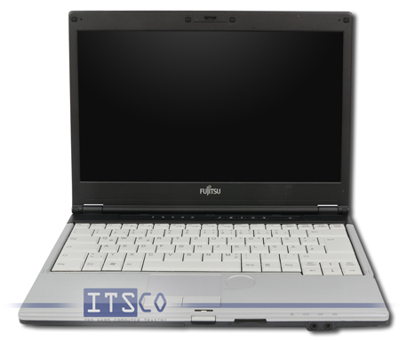 Notebook Fujitsu Lifebook S760 Intel Core i3-330M 2x 2.13GHz