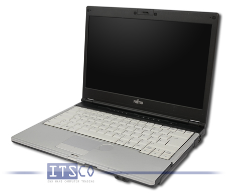 Notebook Fujitsu Lifebook S760 Intel Core i3-370M 2x 2.4GHz