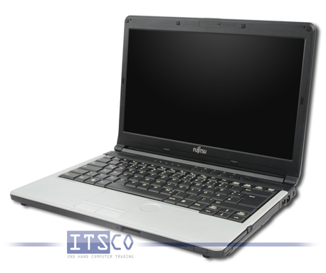 Notebook Fujitsu Lifebook S761 Intel Core i5-2520M 2x 2.5GHz