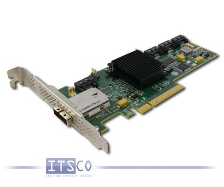 SAS-Controller LSI 8-CH/SAS-SATA 6G PCI-e 68Y7354