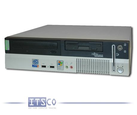 PC Fujitsu Siemens Scenic E600 Intel Pentium 4 2.66GHz