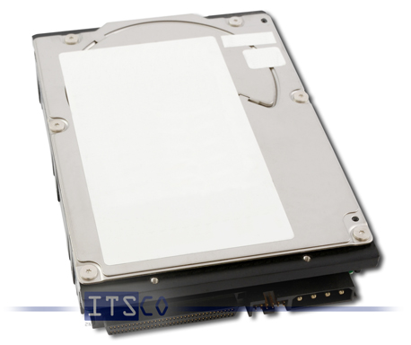 Festplatte IBM Ultra Wide SCSI 9,1 GB 10K RPM 80 Pin 3,5""