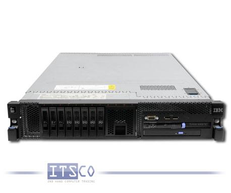 Server IBM System x3650 M2 2x Intel Quad-Core Xeon E5520 4x 2.26GHz 7947