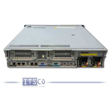Server IBM System x3650 M3 2x Intel Quad-Core Xeon E5640 4x 2.66GHz 7945