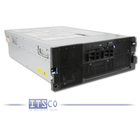 Server IBM System x3850 M2 4x Intel Quad-Core Xeon E7420 4x 2.13GHz 7233