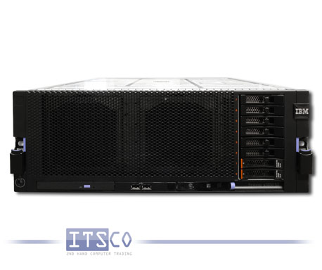 Server IBM System x3850 X5 4x Intel Six-Core Xeon E7540 6x 2GHz 7145