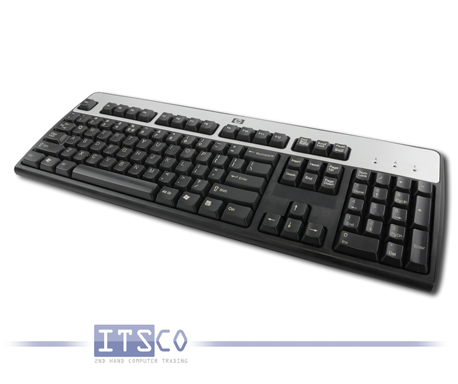 10x Tastatur HP SK-2880 PS/2-Anschluss US-Englisch Keyboard US English QWERTY