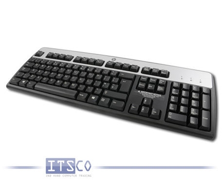4x Tastatur HP SK-2885 USB-Anschluss UK-Englisch Keyboard UK-English QWERTY
