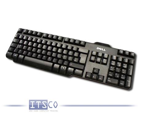 Tastatur Dell SK-8115 USB Anschluss