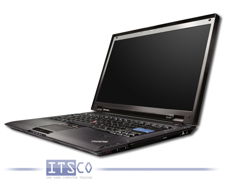 Notebook Lenovo ThinkPad SL500 Intel Core 2 Duo T5870 2x 2GHz 2746
