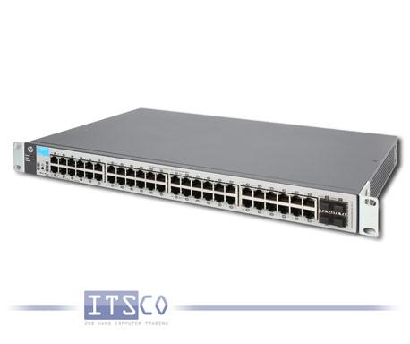 HP 1810-48G 48-Port Gigabit Managed Switch J9660A