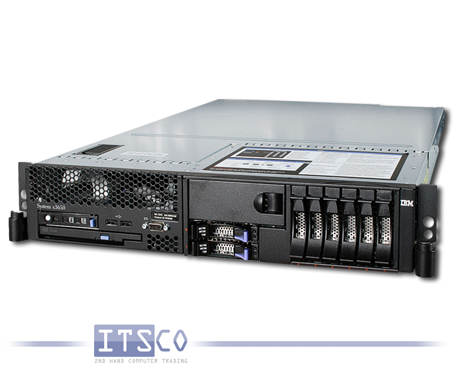 Server IBM System x3650 2x Intel Quad-Core Xeon E5440 4x 2,83GHz 7979
