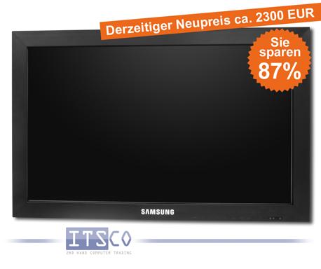 Digital Signage Samsung SyncMaster 320TSN-2 Touchscreen Athlon 64 X2 4450e 2x 2,3GHz