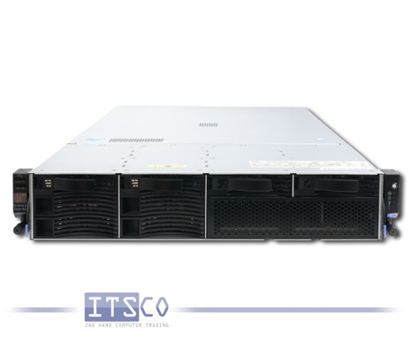 Server IBM System x3620 M3 Intel Quad-Core Xeon E5607 4x 2.26GHz 7376
