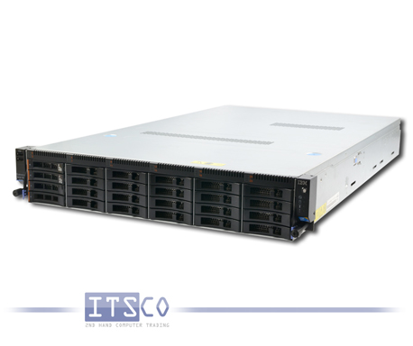 Server IBM System x3630 M3 Intel Six-Core Xeon X5675 6x 3.06GHz 7377