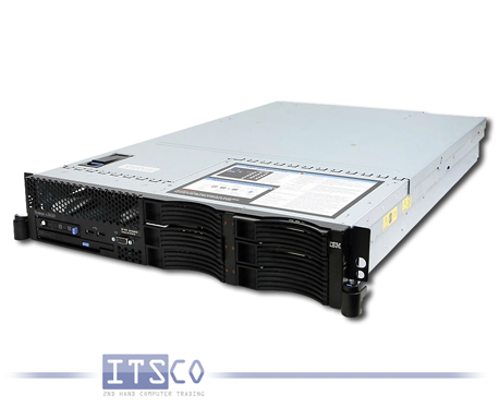 Server IBM System x3650 Intel Quad-Core Xeon E5310 4x 1.6GHz 7979-KCG