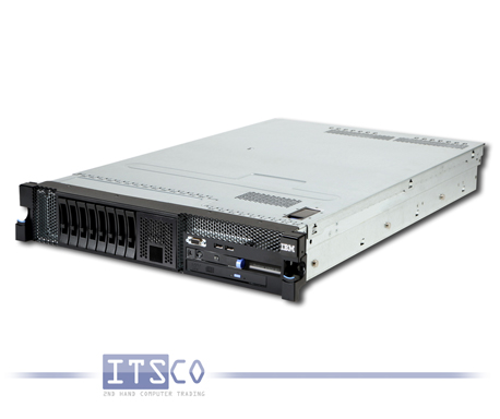 Server IBM System x3650 M2 Intel Quad-Core Xeon E5530 4x 2.4GHz 7947-52G
