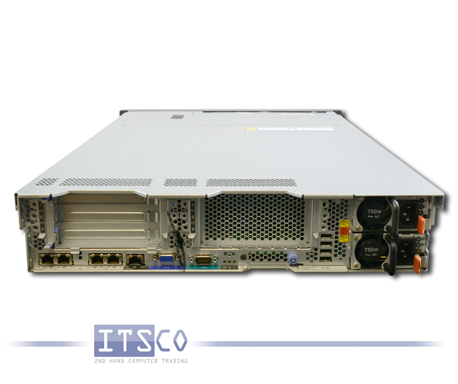 Server IBM System x3650 M4 2x Intel Eight-Core Xeon E5-2670 8x 2.6GHz 7915