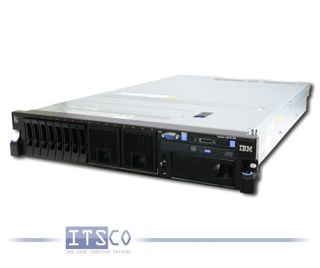 Server IBM System x3650 M4 2x Intel Eight-Core Xeon E5-2680 8x 2.7GHz 7915