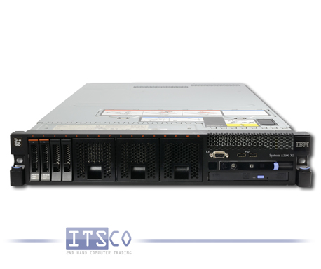 Server IBM System x3690 X5 Intel Eight-Core Xeon E7-2830 8x 2.13GHz 7147
