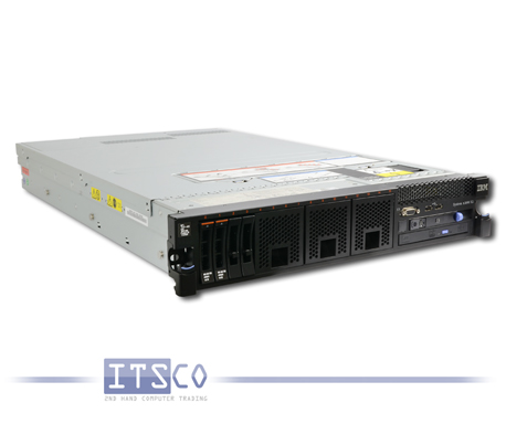 Server IBM System x3690 X5 2x Intel Ten-Core Xeon E7-2850 10x 2GHz 7147