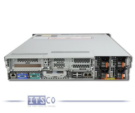 Server IBM System x3690 X5 2x Intel Ten-Core Xeon E7-2860 10x 2.26GHz 7147