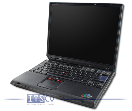 Notebook IBM ThinkPad T30 2366-DG3