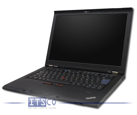 Notebook Lenovo ThinkPad T400s Intel Core 2 Duo P9400 2x 2.4GHz Centrino 2 vPro 2823