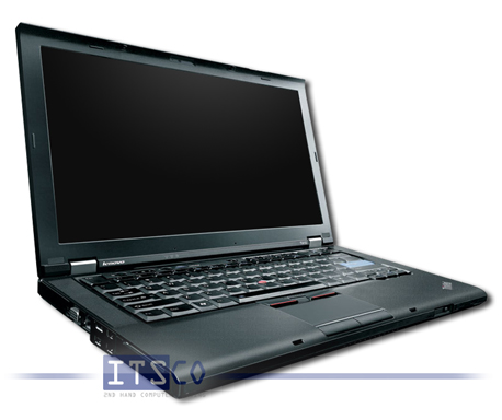 Notebook Lenovo ThinkPad T410 Intel Core i5-520M 2x 2.4GHz 2522