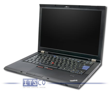 Notebook Lenovo ThinkPad T410s Intel Core i5-520M vPro 2x 2.4GHz 2912