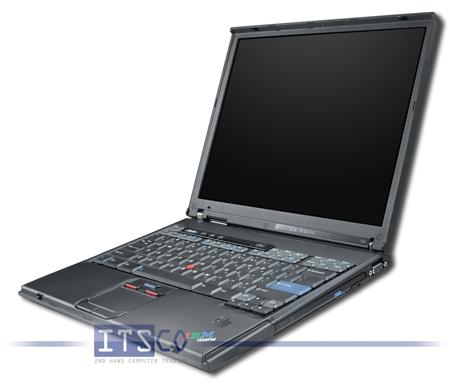 NOTEBOOK IBM THINKPAD T42 2373-M1G inkl. deutscher Windows XP Professional Lizenz und Vorinstallatio