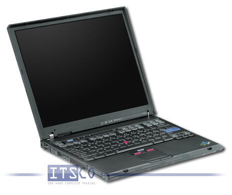 Notebook IBM ThinkPad T43 Intel Pentium M 1.86GHz Centrino 2668