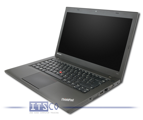 Notebook Lenovo ThinkPad T440 Intel Core i5-4300U vPro 2x 1.9GHz 20B7