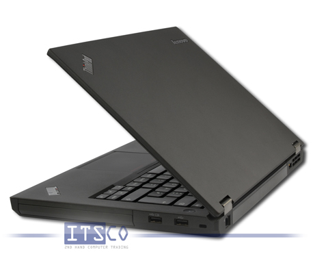 Notebook Lenovo ThinkPad T440p Intel Core i5-4300M vPro 2x 2.6GHz 20AN