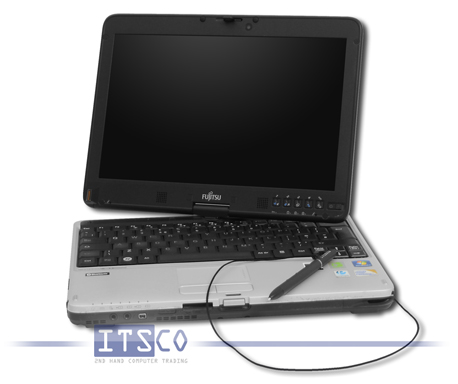 Notebook Fujitsu Lifebook T4410 Tablet Intel Core 2 Duo T9600 2x 2.80GHz Centrino2