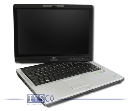 Notebook Fujitsu Lifebook T5010 Tablet Intel Core 2 Duo T9600 2x 2.8GHz Centrino 2