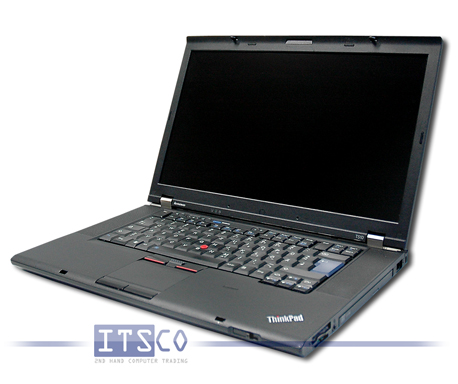 Notebook Lenovo ThinkPad T510 Intel Core i5-520M 2x 2.4GHz 4384