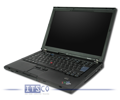 Notebook Lenovo Thinkpad T61 Intel Core 2 Duo T7100 2x 1.8GHz Centrino vPro 7661