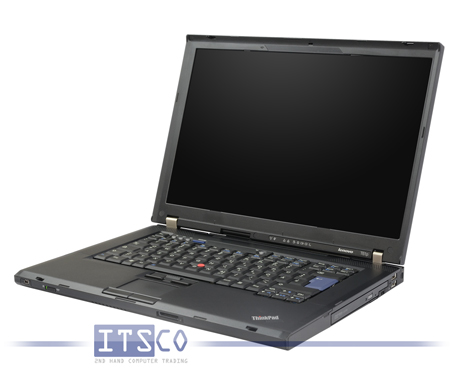 Notebook Lenovo ThinkPad T61p Intel Core 2 Duo T7700 2x 2.4GHz Centrino vPro 6458