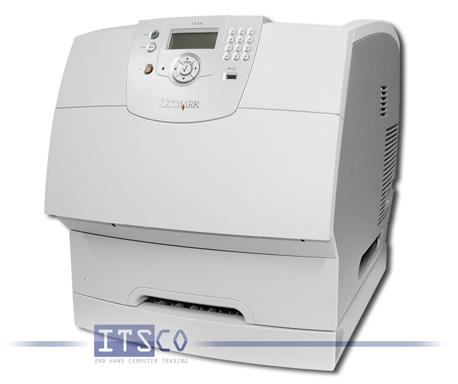 Laserdrucker Lexmark T644dn