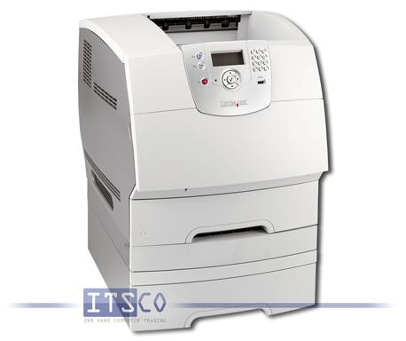 Laserdrucker Lexmark T644dtn