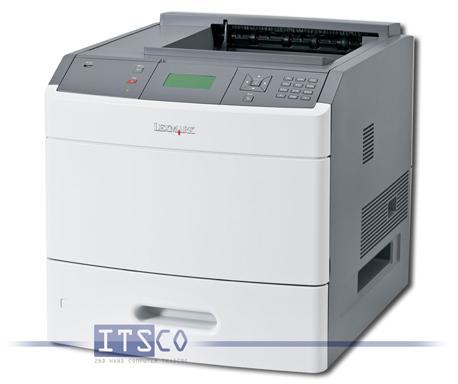 Laserdrucker Lexmark T654dn