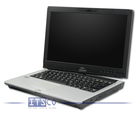 Notebook Fujitsu Lifebook T900 Tablet Intel Core i5-520M 2x 2.4GHz