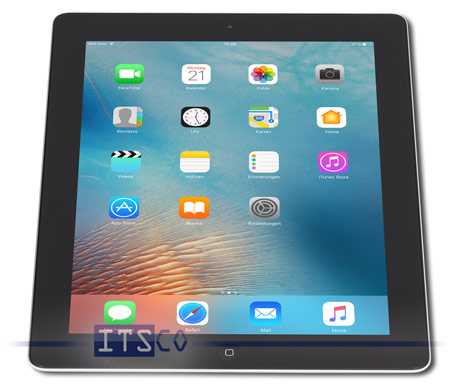 apple ipad 4 a1460 2x 1 4 ghz g nstig gebraucht bei itsco. Black Bedroom Furniture Sets. Home Design Ideas