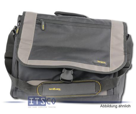 """Notebooktasche von Targus schwarz/grau bis 17.3"""""""